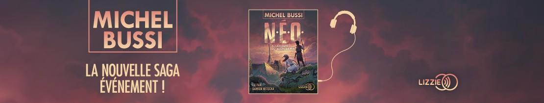 Bannière - LIZZIE - N.E.O - Michel Bussi