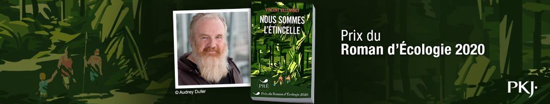 Bannière - PKJ - Vincent Villeminot - Prix écologie 2020