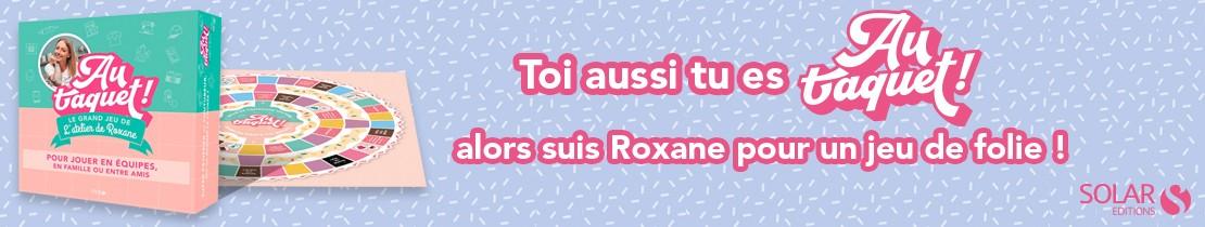 SOLAR - Roxane Jeu Au Taquet - Bannière