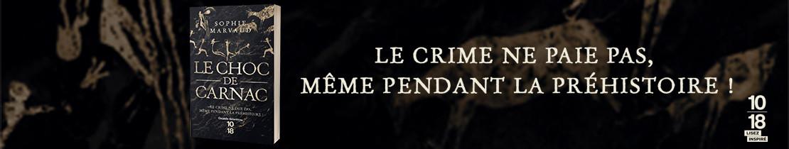 Bannière - 10/18 - Le Choc de Carnac