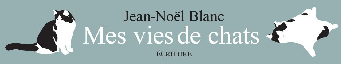 MES VIES DE CHATS Jean-noel Blanc