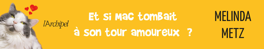 MAC SUR UN TOIT BRÛLANT Melinda Metz
