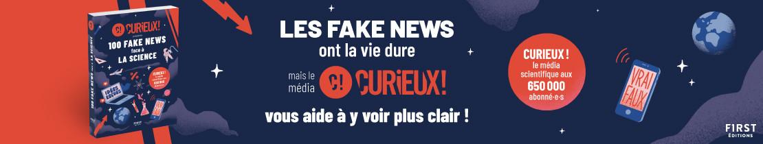 100 fake news face à la science - bannière