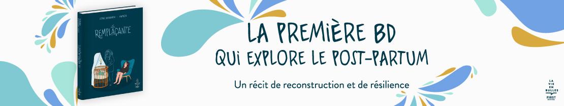 FIRST - La Remplaçante - bannière