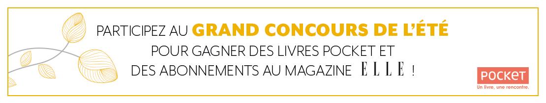 Bannière - Pocket - Concours ELLE
